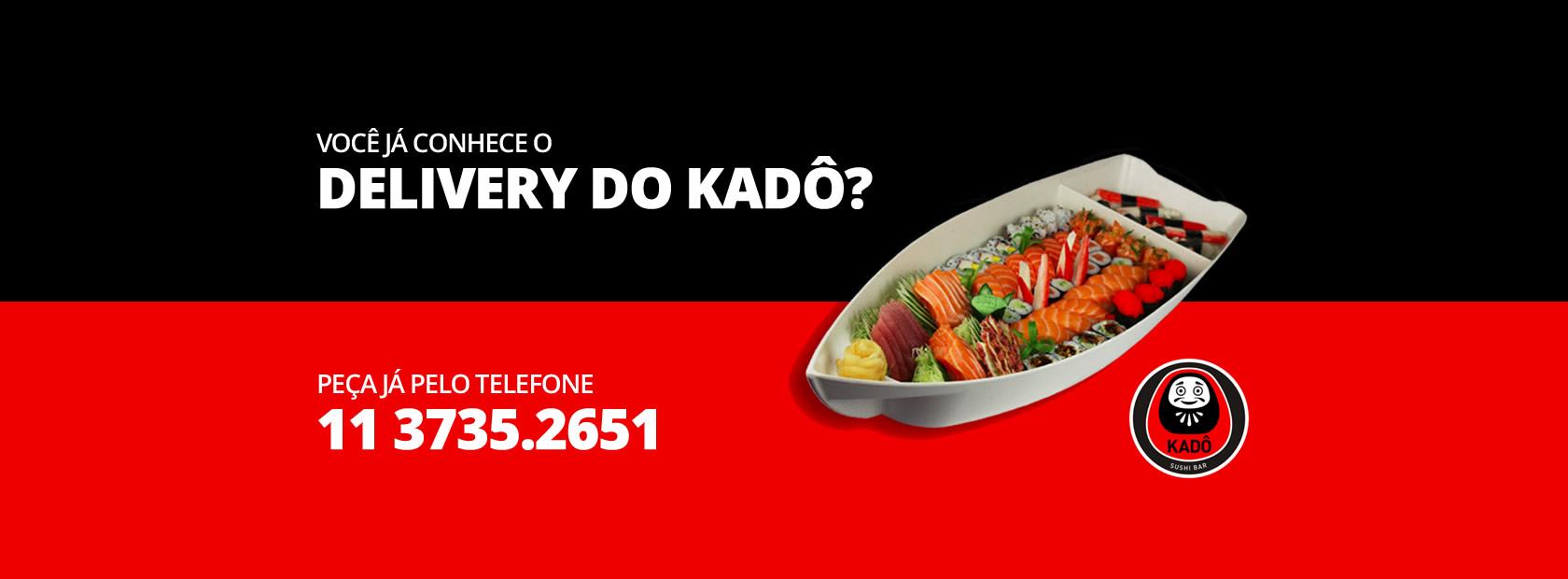 Delivery do Kadô